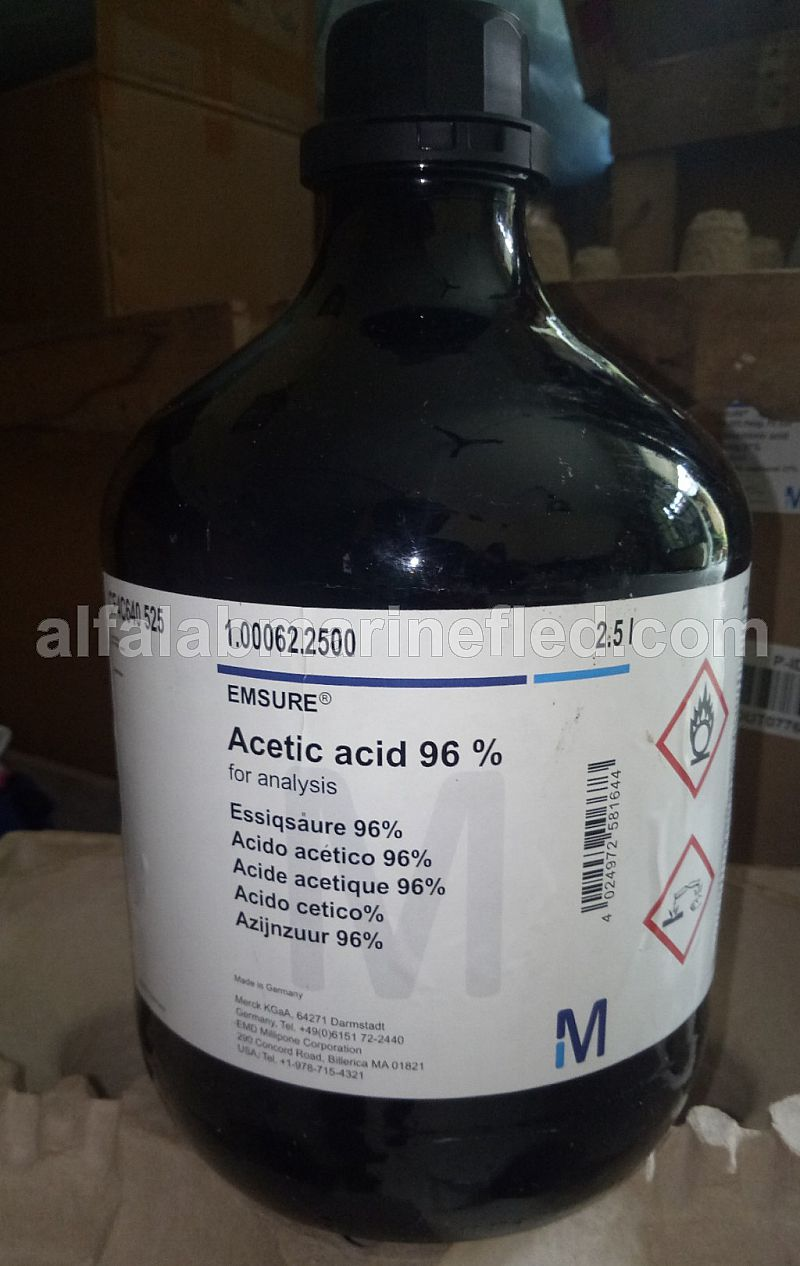 Acetic Acid Merck PA